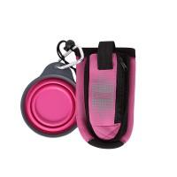 BottlePocket with Travel Cup Портативна сумка зі складною мискою