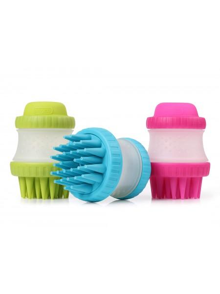 Scrubbuster Щітка з ємністю для шампуню