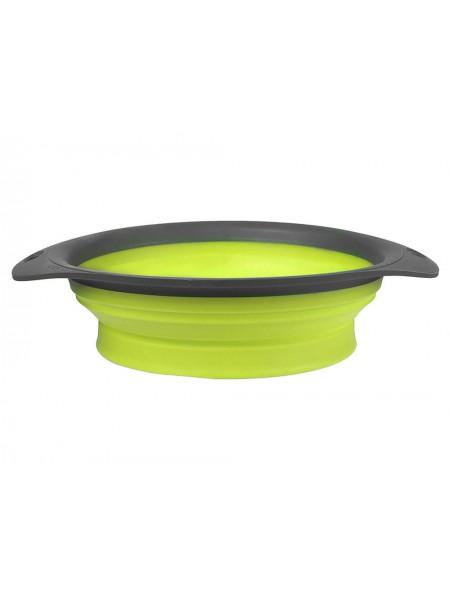 Collapsible Pet Bowl Універсальна складна миска ВЕЛИКА