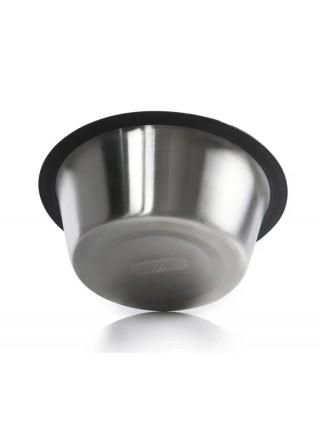 Steel Feeders Змінні миски з нержавіючої сталі для великої моделі на складаний підставці