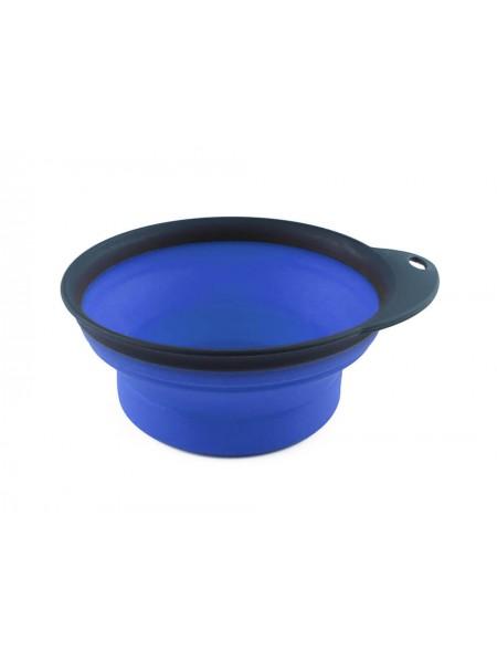 Everyday Collapsible Expandable Cup Дорожня складна миска з карабіном СЕРЕДНЯ