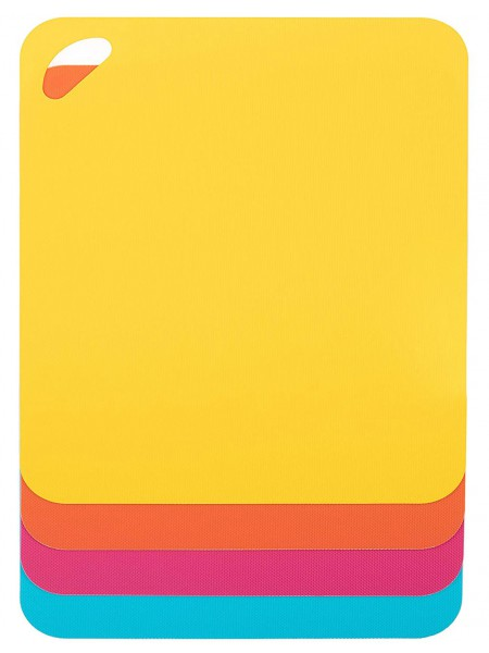 Bright Grippmat® Set Набір дошок ультратонких з ручкою 4 шт