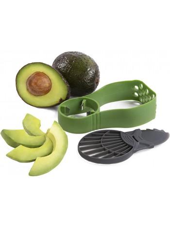 Мультіфункційний набор для приготування та зберігання авокадо