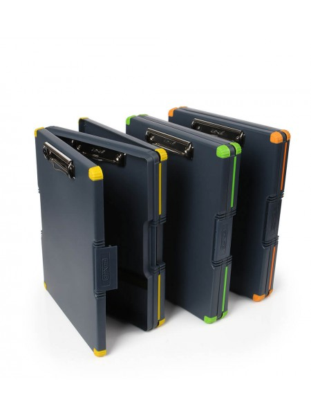 Duo-Clipcase® Кліпкейс Папка Подвійна-Планшет з кліпсою  А4
